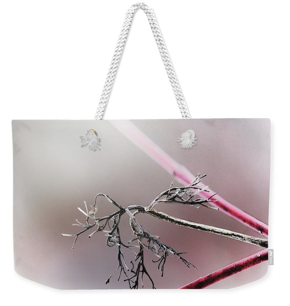 Accent On Reds Weekender Tote Bag