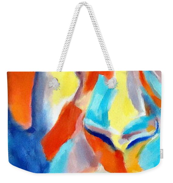 Acceptance Of The Self Weekender Tote Bag