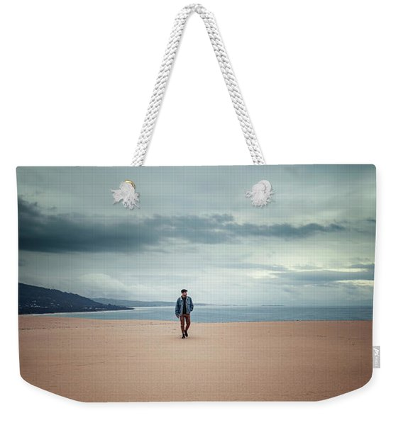 Across The Sands Of Time Weekender Tote Bag