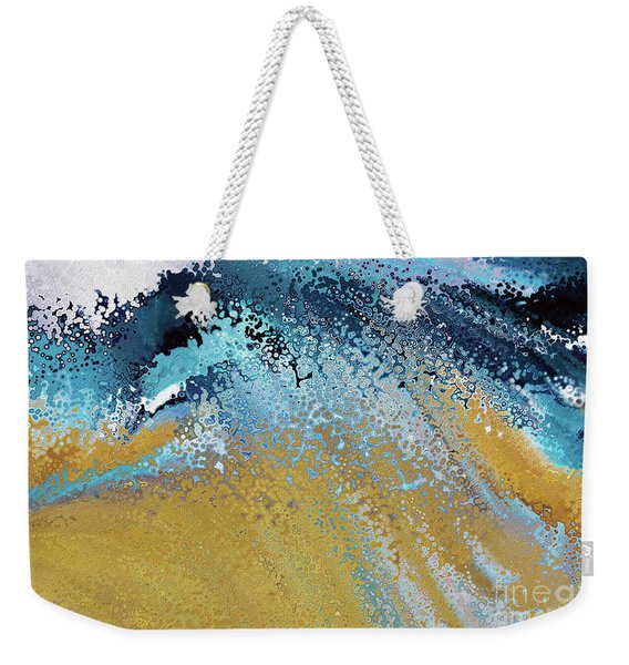 Acts 22 16. Why Are You Waiting Weekender Tote Bag