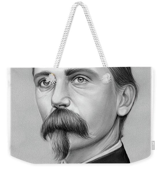 Adelbert Ames Weekender Tote Bag
