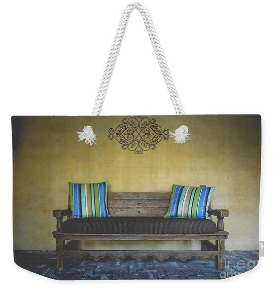 Adobe Home Bench Weekender Tote Bag