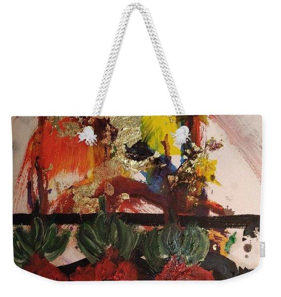 Adonis Weekender Tote Bag