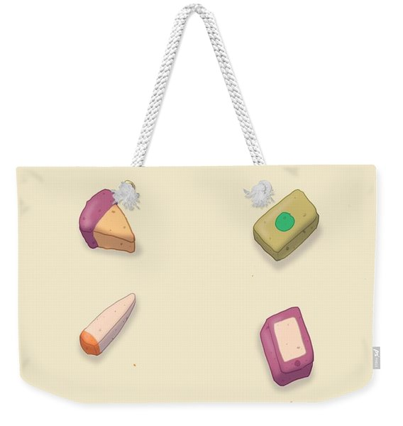 Adult Lucky Charms Weekender Tote Bag