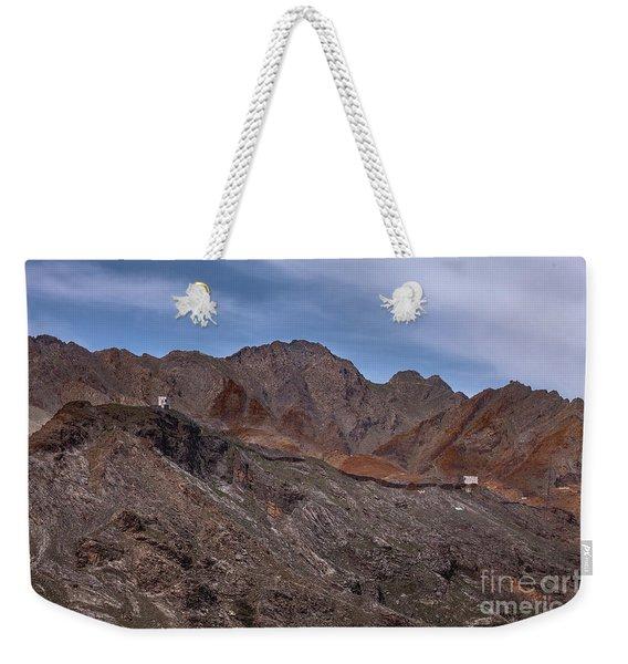 Afghanistan Border Weekender Tote Bag