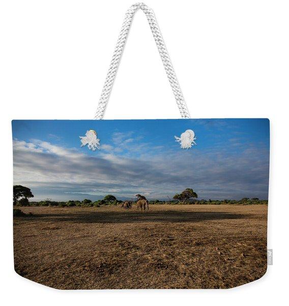 Amboseli Weekender Tote Bag
