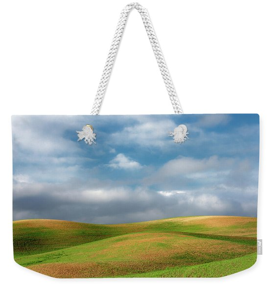 After The Showers Weekender Tote Bag