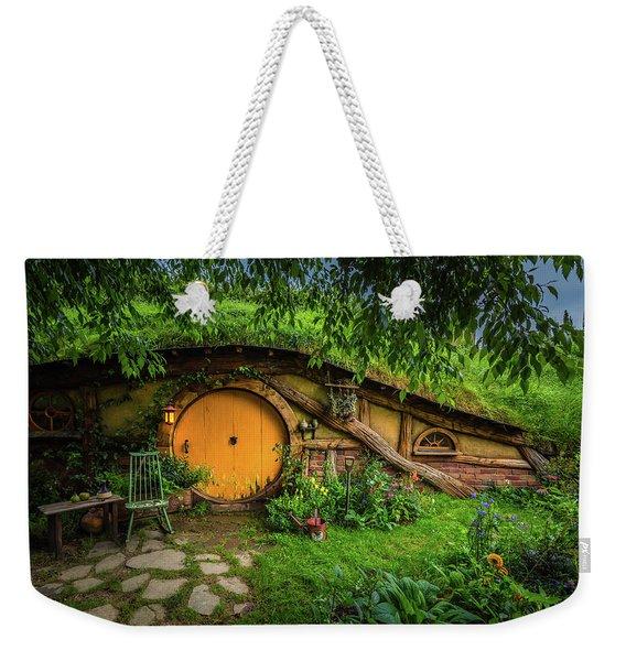 Hobbiton Afternoon Weekender Tote Bag