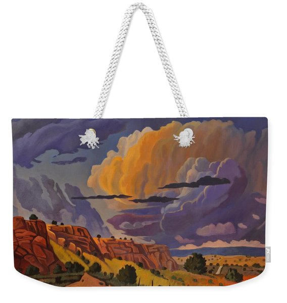 Afternoon Delight Weekender Tote Bag