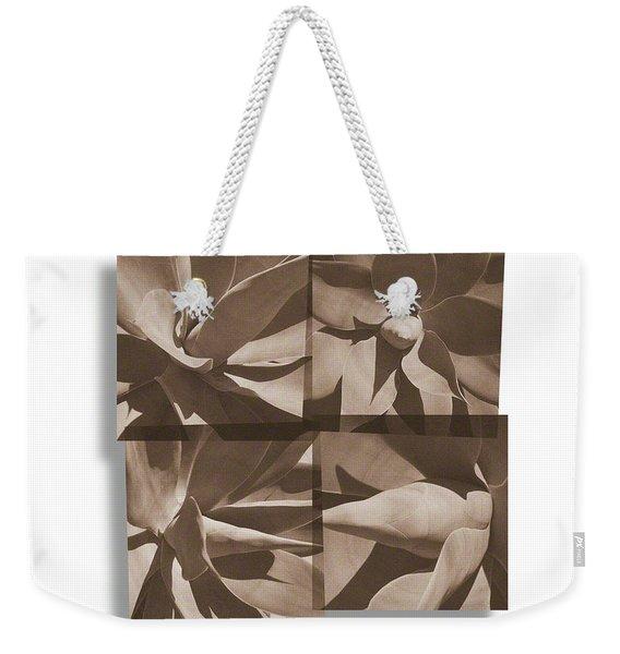 Agaves Weekender Tote Bag