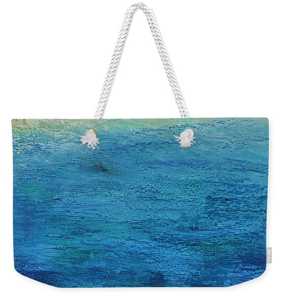 Aguamarina Weekender Tote Bag