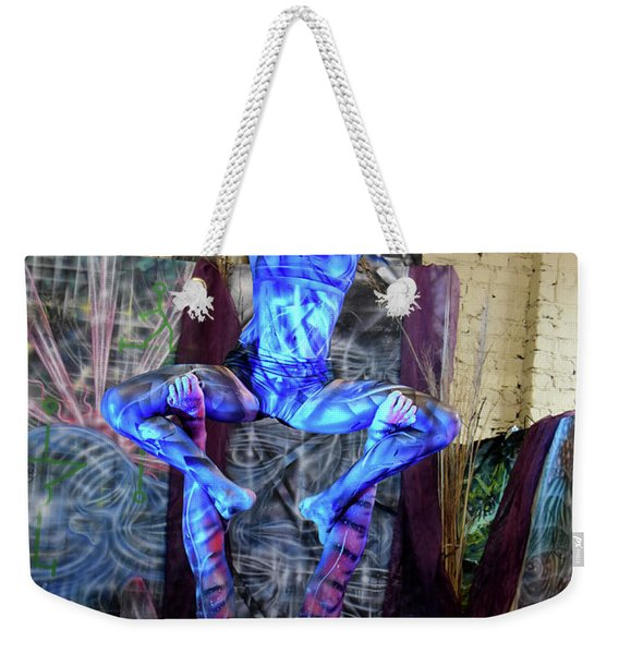 Aien Crane Weekender Tote Bag