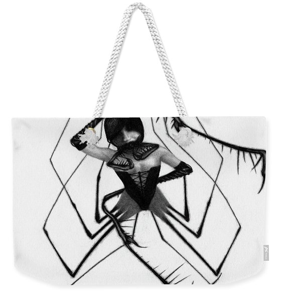 Aiko The Mistress Noir - Artwork Weekender Tote Bag