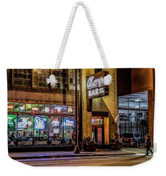 030 - Alary's Weekender Tote Bag