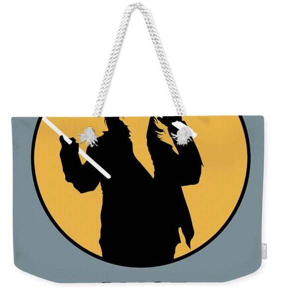 Alice Cooper II Weekender Tote Bag