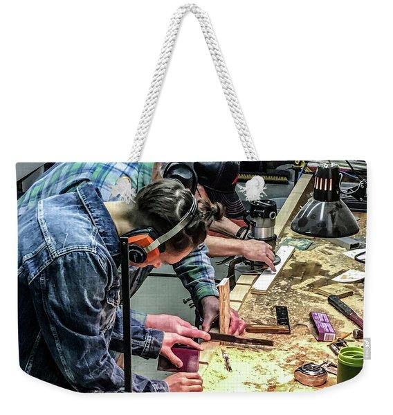 069 - All Hands On Deck Weekender Tote Bag