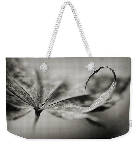 All In Weekender Tote Bag