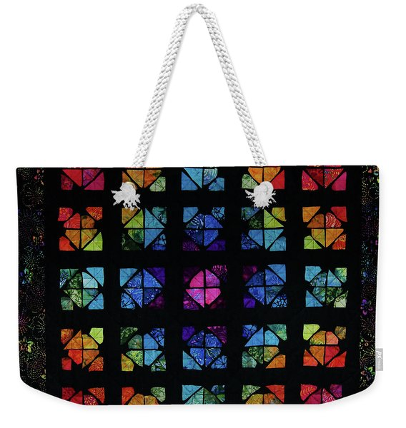 All The Colors Weekender Tote Bag