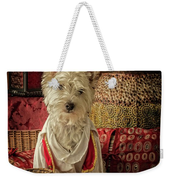 Alladin And The Magic Lamp Weekender Tote Bag