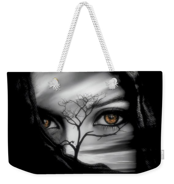 Allure Of Arabia Weekender Tote Bag