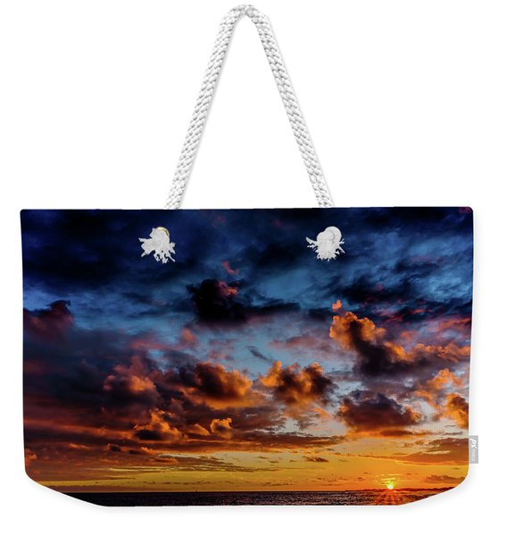 Almost A Painting Weekender Tote Bag
