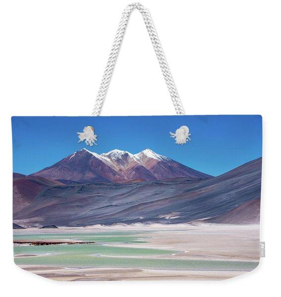Altiplano View Weekender Tote Bag