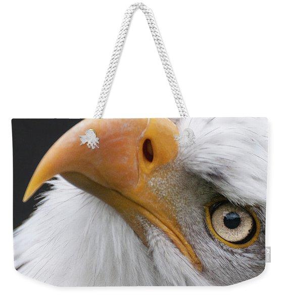 Always Look Up Weekender Tote Bag