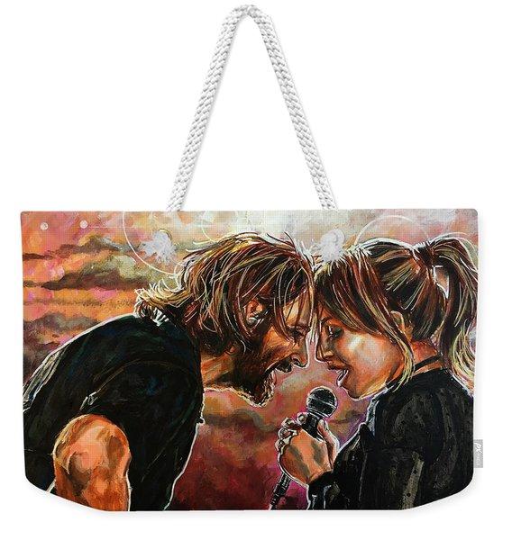 Always Remember Us This Way Weekender Tote Bag
