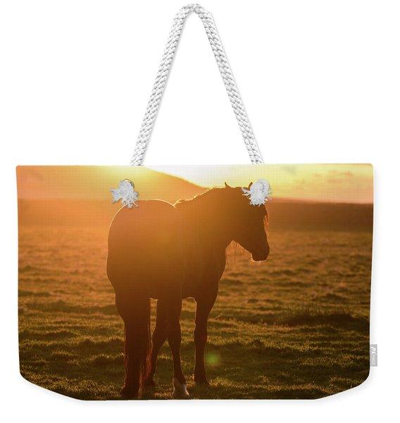 Always Shining Weekender Tote Bag