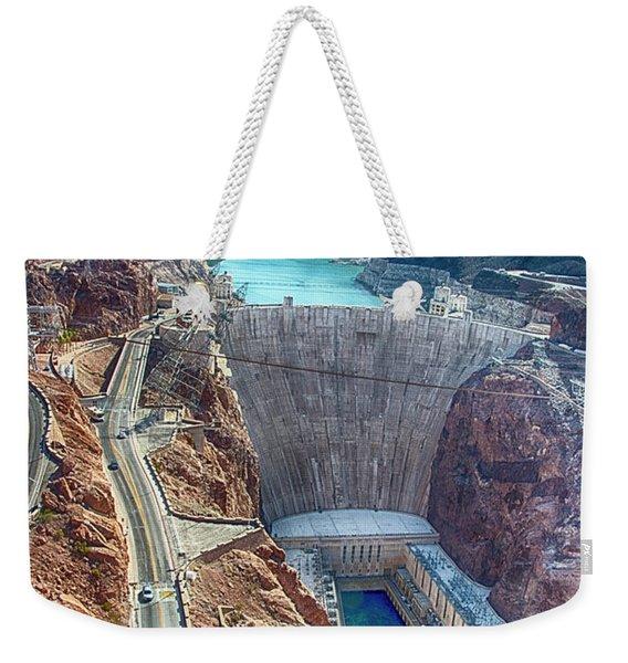 Amazing Hoover Dam Weekender Tote Bag