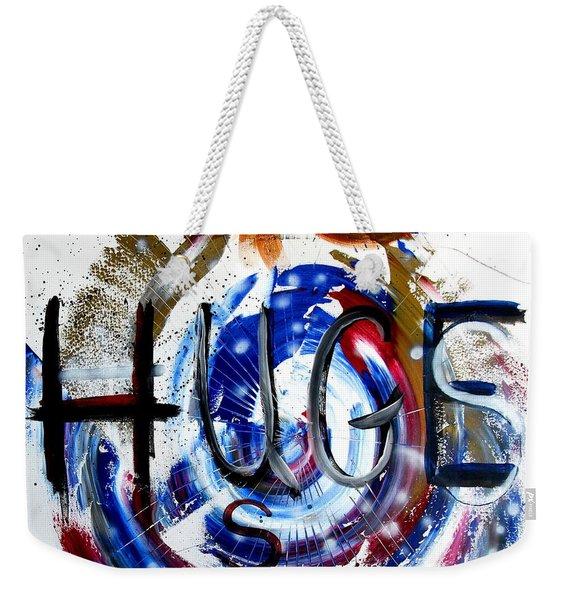 America Weekender Tote Bag