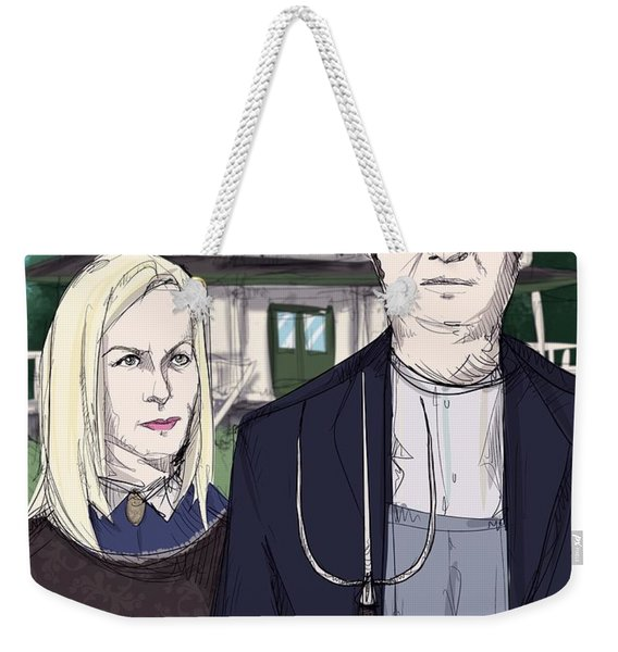 American Office Weekender Tote Bag