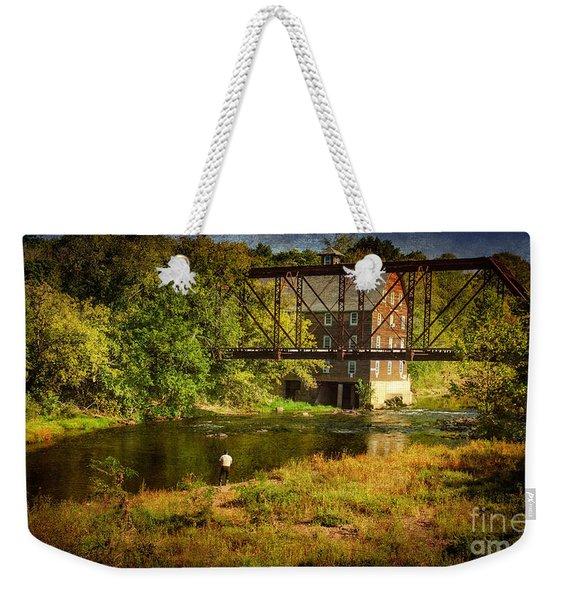 Ammerman Mill Weekender Tote Bag