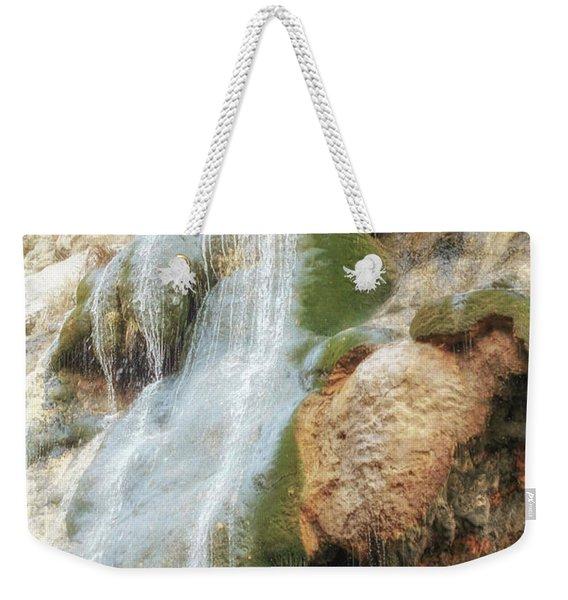 An Almost Vulnerability Weekender Tote Bag