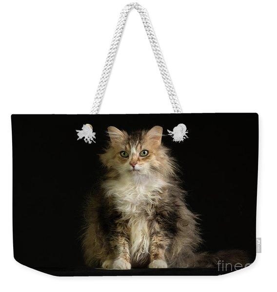 Ana's Eyes Weekender Tote Bag