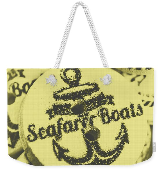 Anchorage At The Old Corkscrew Inn Weekender Tote Bag