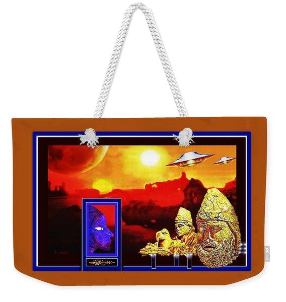 Ancient Art Replica Weekender Tote Bag
