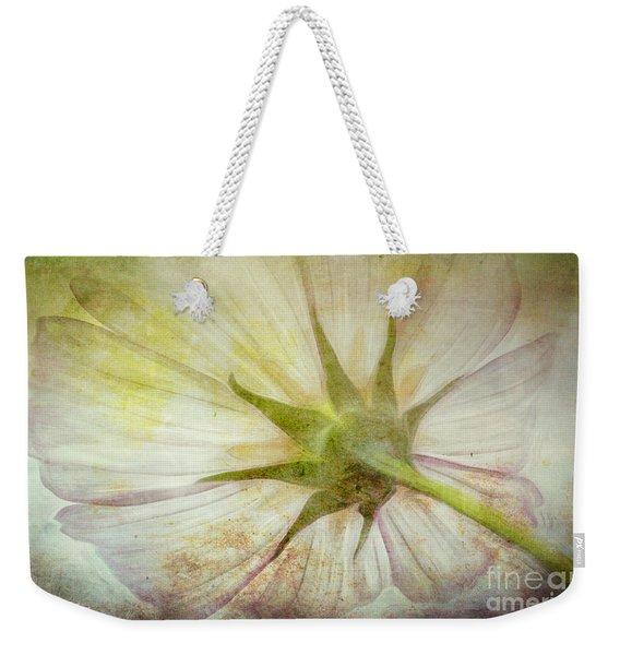 Ancient Flower Weekender Tote Bag