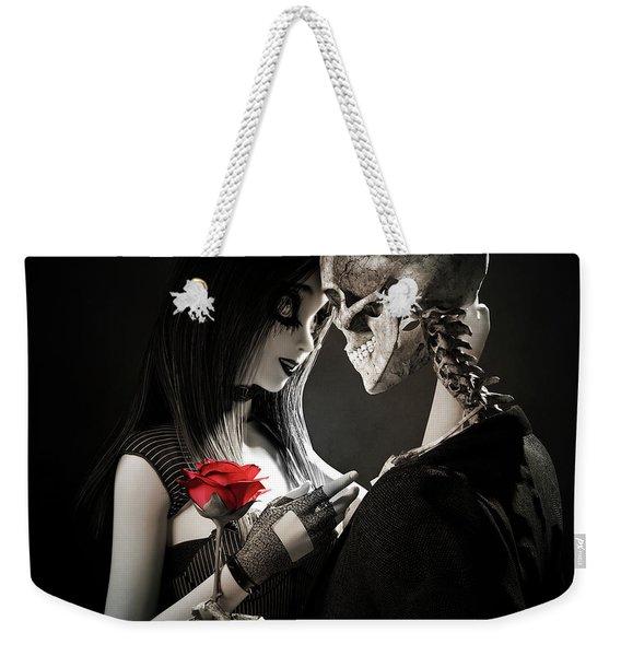 Ancient Love Weekender Tote Bag