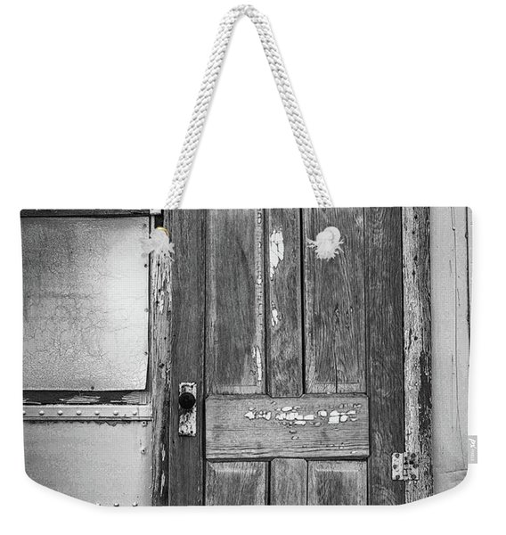 And Back On The Farm Weekender Tote Bag