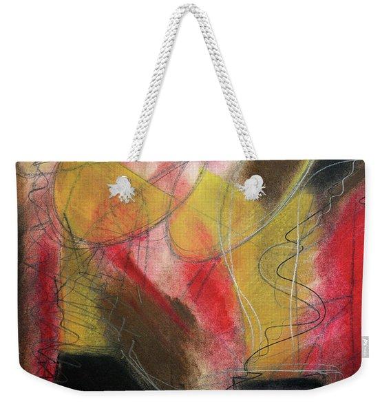Angel At The Beach Weekender Tote Bag