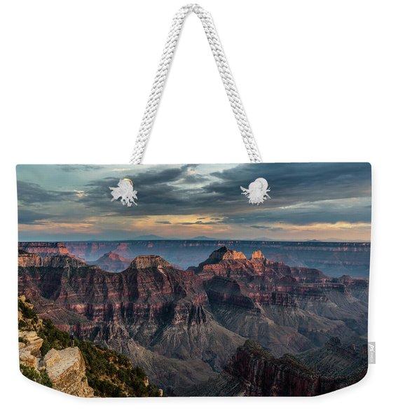 Angel Point Weekender Tote Bag
