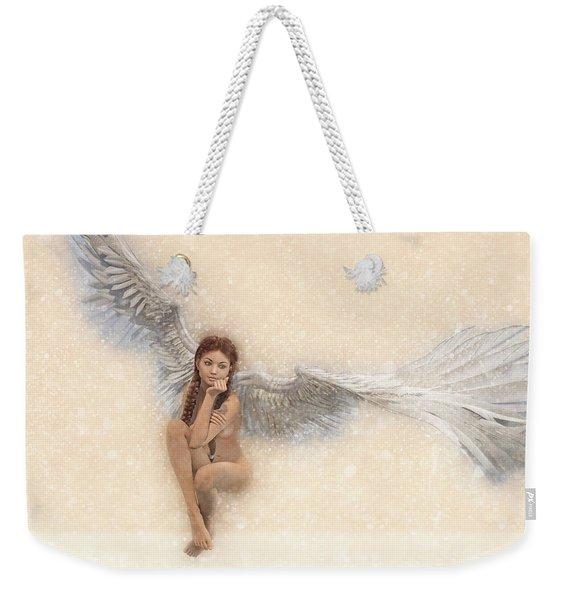 Angel Soft Weekender Tote Bag