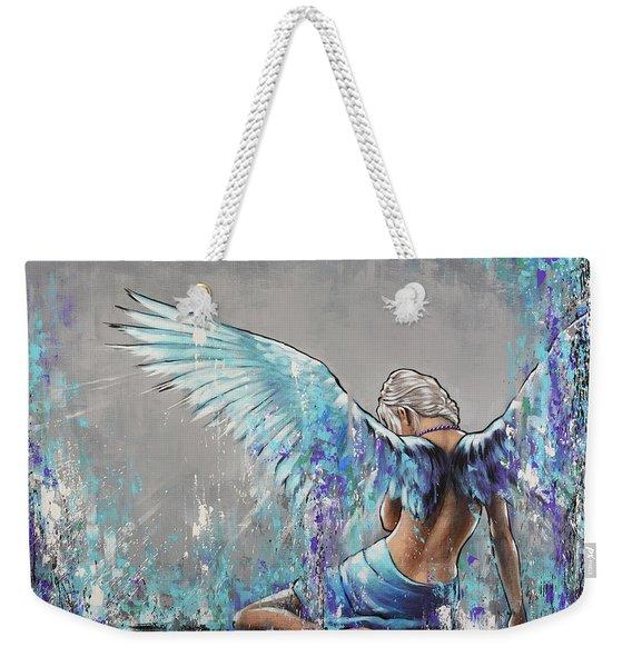 Angelica Weekender Tote Bag
