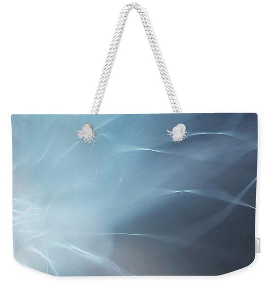 Weekender Tote Bag featuring the photograph Angels Wing by Michelle Wermuth