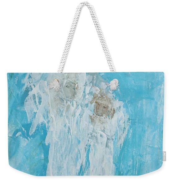 Angles Of Dreams Weekender Tote Bag