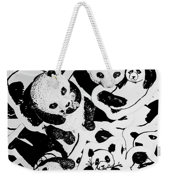 Animal Arctic  Weekender Tote Bag