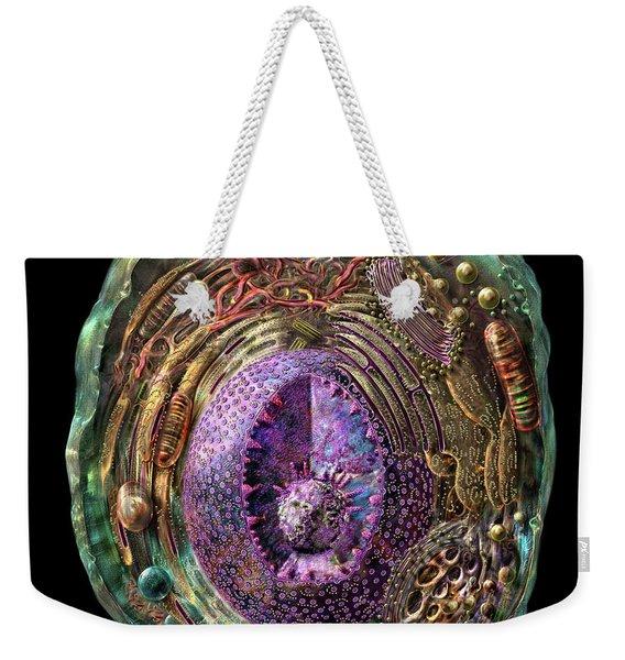 Animal Cell Weekender Tote Bag
