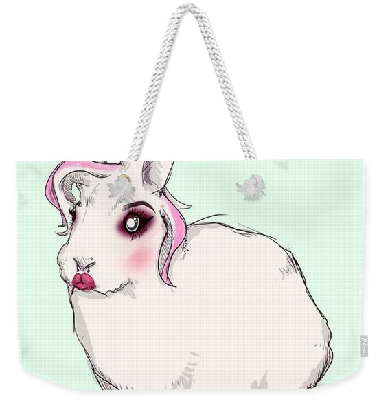 Animal Testing Weekender Tote Bag