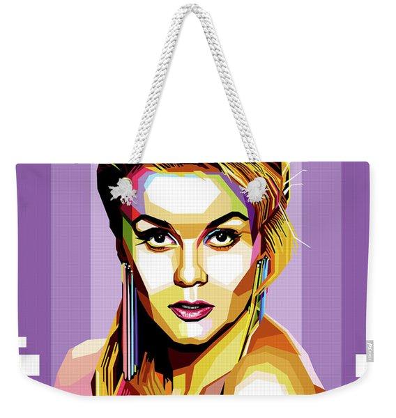 Ann-margret Weekender Tote Bag